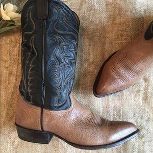 Tony Lama Men's Western Cowboy Boots